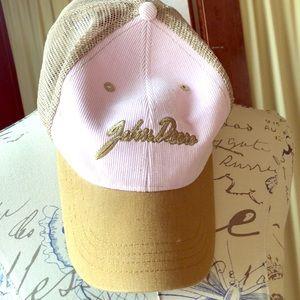 Women's John Deere hat